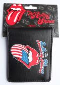 The Rolling Stones - 'USA Tongue' Wallet